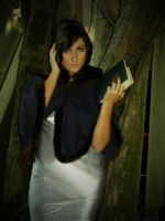 stock aes sedai shows the ring by Angiepureheart