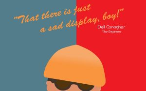 Engie - Sad Display by TheDrifterWithin