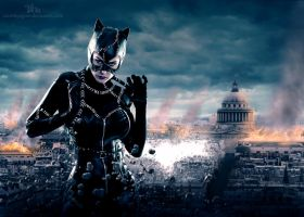 The Dark Knight Rises by TahaAlasari