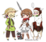 Ff14 gone wrong by Temeraire-sama