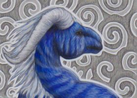 ACEO - winter is coming by MargotShareaza