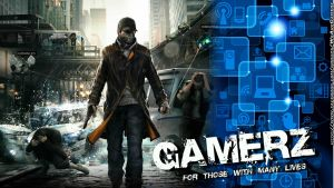 Watch Dogs gamerz wallapaper 1080p by maximumsohan