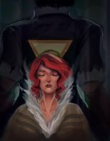 Transistor by NocturnalBrush