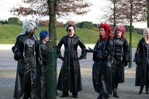 KH MV Photoshoot CXII by the-xiii-hour
