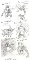 2nd Rounda Sketch Requests by Mister-23