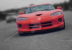 Dodge Viper GTS by proverbialcheese