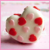 Hearts Cake Ring by cherryboop
