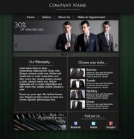 Suits by kamzar