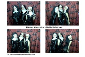 Hitman Booth by Jerri-Kay
