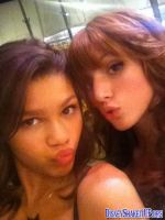 zendaya took the picture by Bella--and--Zendaya