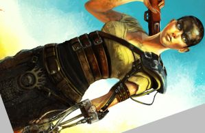 MADMAX fanart crop by victter-le-fou
