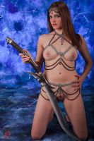 So Wicked a Sword to Fight by Mac--Photo