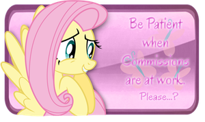 Fluttershy - Button by AnimeEmm
