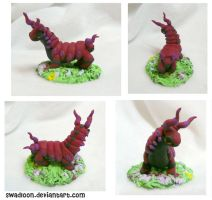 Scolipede by Swadloon
