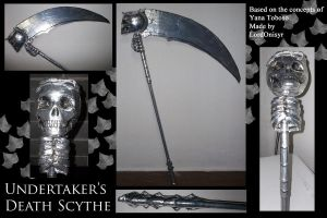 Undertaker's Death Scythe by LordOnisyr