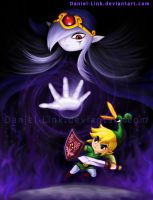 Vaati vs Link by Daniel-Link
