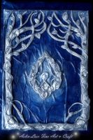 Lothlorien lament notebook by Gwillieth