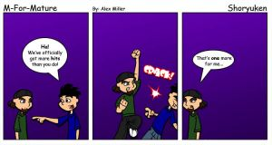 Shoryuken by MFM-comics