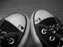 Converse All Stars by Emmsss