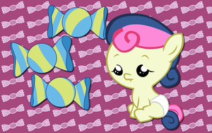 Baby Bon Bon WP by AliceHumanSacrifice0