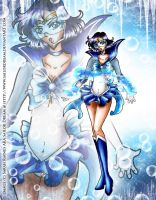 Sailor Mercury by SailorDream