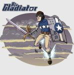 050 - Air Gladiator by DBed