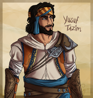 Yusuf by Gellyh