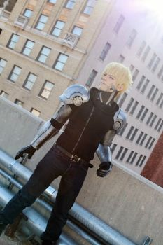 Genos OPM - Cosplay by NipahCos