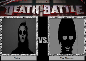 Death Battle - Slenderverse: ROUND 2 by VoiceOfTheOutcasts