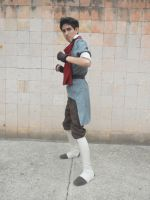 Ready to fight Mako Cosplay by Kennshou