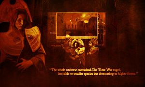 The Time War by paranoia-machine