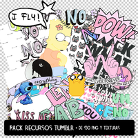 Pack Recursos Tumblr by worldlandPS