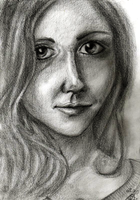 Self-Portrait by Lunell