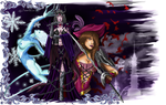 AT with Linelana: Maidens of Lost Heaven by DameOdessa