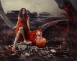 Halloween's spirit by passion-aesthete