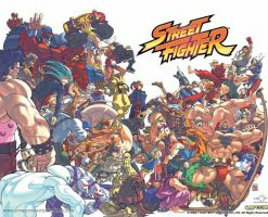 Street Fighter wallpaper by dejo12788
