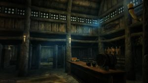 The Inn at Morthal by Solace-Grace