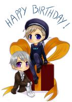 APH - HBD Ronnie by Momiji95