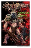 Pustulus Maximus of GWAR for Miss Katonic by LazarusReturns