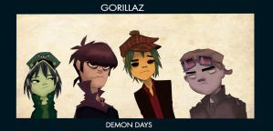 Demon Days by ALexRiver
