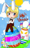 Noah - Happy Easter by Michi-sama2030