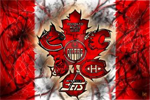Canadien Hockey complete by Donjoo