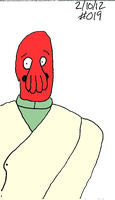 Zoidberg Challenge Day 19 by SickSean