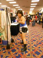 AnimeUSA 2012 - Jill Valentine [Resident Evil] by Angel1224
