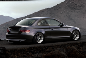 Beemer 1-series Coupe by Cop-creations