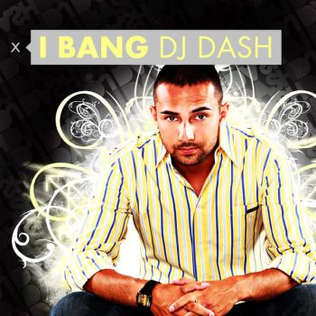 I Bang DJ Dash - CD Inserts by vcx-designs