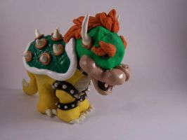 My Little Bowser by xXPaintedxPonyXx