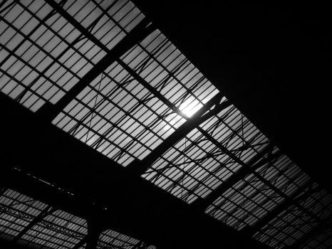 Brighton Train Station by sine-out