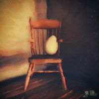 The eGG by wizz-mccay