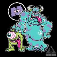 Monsters Fink by Nemons